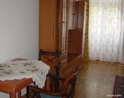Studio With Balcony For Rent In Budapest VIII District - Room