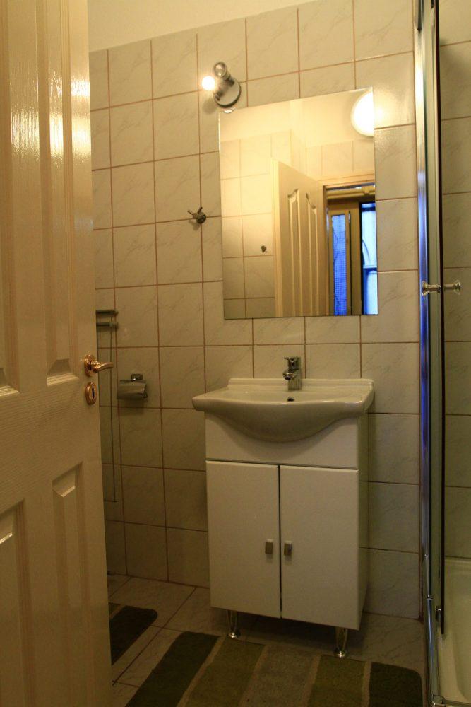 Budapest Körúti Apartmanok Budapest Szállás 1-4 Személy Részére, fürdőszoba