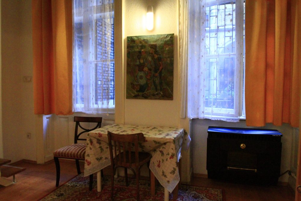Budapest Körúti Apartmanok Budapest Szállás 1-4 Személy Részére, szoba