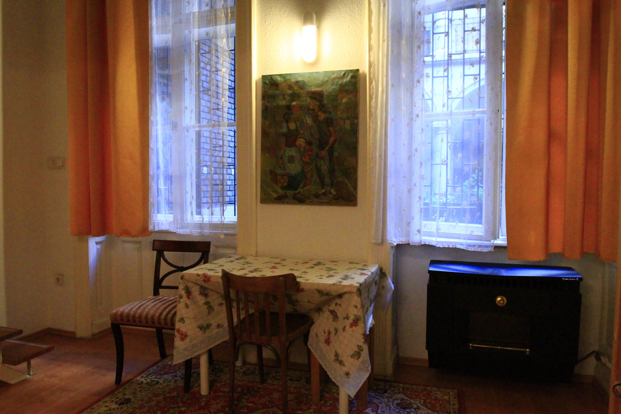 RingAvenue Aparments in Budapest for 1-4 persons (Aparment no. 3), room